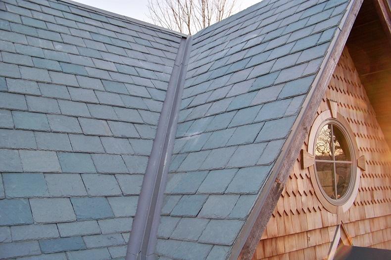 Slate A Roofing Option