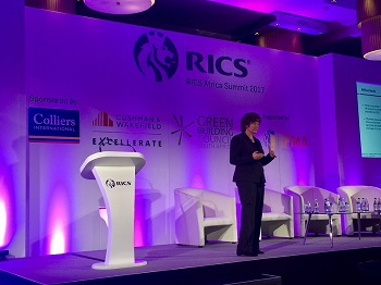 RICS Africa Summit set for Sandton in May
